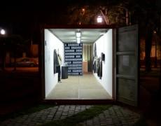 Exposición colectiva Desplazamiento/Cuerpo, Sala de Carga, Plaza de Armas de Isla de Maipo del 9 al 17 de julio del 2012