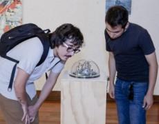 Seleccionada para la Exposición Artefacto, Concurso de Arte Joven, Casa de lo Matta del 8 al 27 de enero del 2013