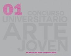 En el catalogo del Concurso Universitario Arte Joven, 2011