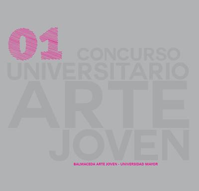 PortadaCatalogo Concurso Universitario Arte joven, 2011