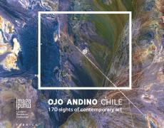 Libro OJO ANDINO Chile, recopilación de 170 artistas que expondrán obras de 10 x 12 cm en la Fondazione Giorgio Cini, en Venecia, Italia, dentro del marco de la Bienal de Venecia 2015