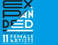 9 de Junio Exposición EXPANDED 11 Female artists from Chile to Berlin, SomoS Gallery, Berlin, Alemania