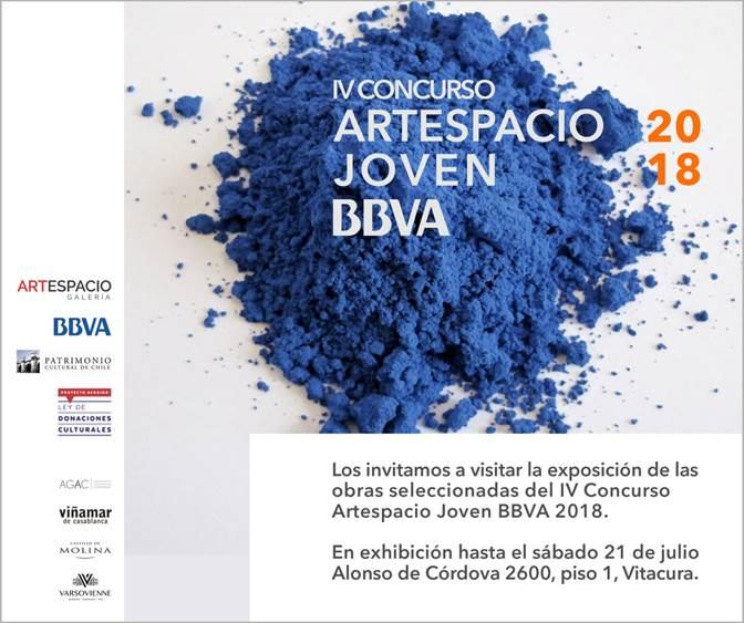 invitacion artespacio 2018