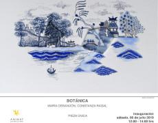 Exposición colectiva Bótanica en Galería Aninat  6 julio al 10 de agosto 2019