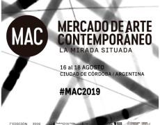 Participación en el Mercado de Arte de Córdoba, Argentina junto a Galería Aninat